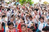 Sữa vươn cao Việt Nam và Vinamilk trao tặng 70.000 ly sữa cho trẻ em tỉnh Thái Nguyên