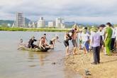 Đi tắm sông cùng bố, bé trai 12 tuổi bị nước cuốn tử vong