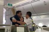 Cảng vụ hàng không lên tiếng việc đại gia địa ốc bị tố sàm sỡ cô gái trên máy bay Vietnam Airlines