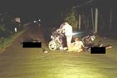 Tai nạn ở Hải Dương: 4 người thương vong trong đêm
