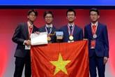 """Tháng 7, Việt Nam giành """"cơn mưa"""" huy chương tại các kỳ thi Olympic quốc tế"""