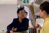 """Đại gia địa ốc bị tố sàm sỡ: Yêu cầu làm rõ việc """"để lọt"""" khách say lên máy bay"""