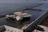 Tổng thống Indonesia muốn gấp rút xây tường ngăn thủ đô chìm xuống biển