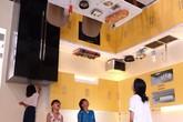 Ngôi nhà úp ngược đầu tiên ở Thanh Hóa