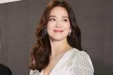"""Nếu bạn nghĩ Song Hye Kyo sẽ suy sụp, """"bỏ trốn"""" sau vụ ly hôn thì sai rồi, đây chính là câu trả lời của nữ diễn viên"""