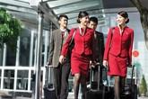 Chiêm ngưỡng dàn 'chân dài' quyến rũ của các hãng hàng không nổi tiếng