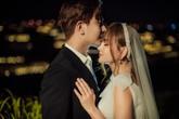 Trọn bộ ảnh cưới đẹp long lanh của Thu Thủy và ông xã kém 10 tuổi trước ngày trọng đại