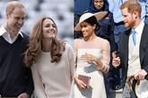 """""""So găng"""" khối tài sản khổng lồ của gia đình cặp anh em Hoàng tử William và Harry"""