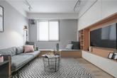 Cải tạo căn hộ tập thể rộng 53m² không lãng phí 1 centimet nào để mang đến không gian dễ thương và tiện ích