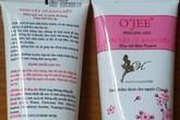 Thu hồi kem tẩy tế bào chết O'Jee của công ty Hân Vy