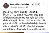 Hà Nội: Đã tìm thấy cháu bé 12 tuổi nghi bị bắt cóc