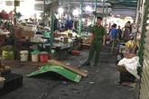 Nghi vấn mâu thuẫn chuyện tình cảm, người phụ nữ bị đâm tử vong tại chợ