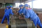 Nữ công nhân nhà máy gạch tử vong khi đang làm việc