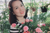 Sân thượng hoa hồng đẹp mộng mơ như trong cổ tích của cô giáo dạy Văn ở thành phố biển Nha Trang