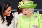 Nữ hoàng chủ động thân thiết, giúp Meghan không thấy bị cô lập