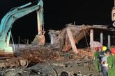 Hải Phòng chỉ đạo làm rõ trách nhiệm vụ sập mái cây xăng khiến nhiều người thương vong