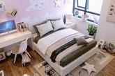 Thiết kế căn hộ 54m² 2 phòng ngủ đẹp hiện đại với tổng chi phí chưa đến 180 triệu đồng