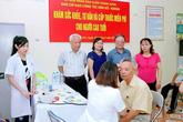Hà Nội triển khai nhiều hoạt động thiết thực chăm sóc sức khỏe người cao tuổi