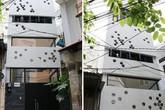 Nhà trong hẻm vỏn vẹn 33m2, trông như tổ ong nhưng bước vào thì ngỡ ngàng