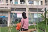 Hà Nội: Khu vui chơi chung cư bị bỏ hoang do người dân lo sợ rắn hổ mang tấn công