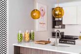 Nhỏ gọn và tiện dụng, những thiết kế nhà bếp này dành riêng cho các căn hộ chung cư có diện tích dưới 60m²