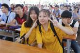Tưng bừng ngày hội chào đón tân sinh viên trường Đại học Công nghiệp Hà Nội