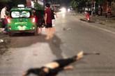 4 người tử vong trong vụ xe máy kẹp 5 tông dải phân cách ở Thái Nguyên đều là sinh viên