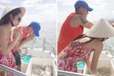 Bị mỉa mai 'diễn cho ai xem' khi thả cá phóng sinh, Thủy Tiên đáp trả đanh thép khiến anti-fan 'cứng họng'