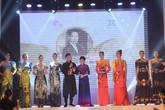 NTK Đỗ Trịnh Hoài Nam đưa BST áo dài cảm hứng di sản mở màn tại New York Couture Fashion Week 2019