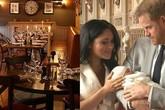 Vợ chồng Hoàng tử Harry - Công nương Meghan Markle lấy lòng công chúng chỉ bằng một bữa ăn?