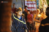 'Vụ cháy Rạng Đông' hơn 5 tiếng và tình người dân - Người lính trong hoả hoạn: Cảm ơn những chiến sĩ dũng cảm