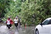 Bão số 3 gây mưa lớn, ngập lụt cho Quảng Ninh, Hải Phòng