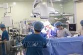 Phẫu thuật thành công lấy 2 khối u di động trong tim bệnh nhân 32 tuổi
