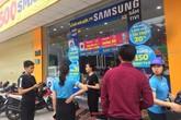 Hé lộ thủ đoạn trộm cắp nhiều điện thoại tại siêu thị Điện máy xanh