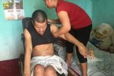Hoàn cảnh xót thương của gia đình chồng liệt toàn thân sau tai nạn