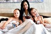 Diva Hồng Nhung và nhiều sao Việt nào có con sinh đôi