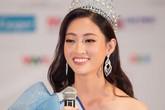Hoa hậu Lương Thùy Linh - 12 năm học giỏi, mẹ làm Giám đốc Kho bạc