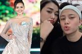 Em út 'Về nhà đi con' Bảo Hân nói gì về tình bạn với Á hậu 2 Miss World Vietnam?