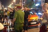 Hà Nội: Tài xế xe Wigo đâm trọng thương tài xế xe Vios