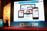Ví Việt tham dự Diễn đàn Cấp cao CNTT-TT Việt Nam 2019 (Vietnam ICT Summit)
