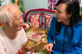 Bộ trưởng Bộ Y tế xúc động hoà giọng cùng nhạc sĩ 'Một khúc tâm tình của người Hà Tĩnh'