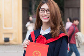 Nữ sinh ĐH Bách khoa Hà Nội tốt nghiệp loại giỏi, du học Pháp