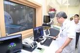 Bệnh viện Việt Đức đã sử dụng máy chụp hạn chế tia X tới 80%