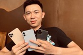 Người Việt đầu tiên có iPhone 11: