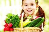 Thực hiện chế độ dinh dưỡng hợp lý cho trẻ học đường