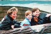 """Hé mở sự thật về bữa ăn """"ngày thứ 7"""" cho 2 con trai của Công nương Diana khi còn sống"""