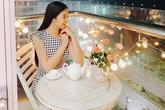 Hoa hậu Ngọc Hân khoe căn hộ ven biển tự thiết kế, nhìn góc ban công khiến dân tình phải xuýt xoa