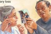 Dấu hiệu nhận biết và cách phòng tránh bệnh suy giảm trí nhớ ở người cao tuổi