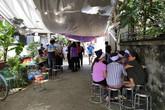 Xót xa cảnh bé 1 tháng tuổi khát sữa mẹ sau thảm án anh trai chém cả nhà em ruột ở Hà Nội