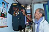 Xúc động hình ảnh cuộc sống bình dị lúc sinh thời của Anh hùng Nguyễn Văn Bảy